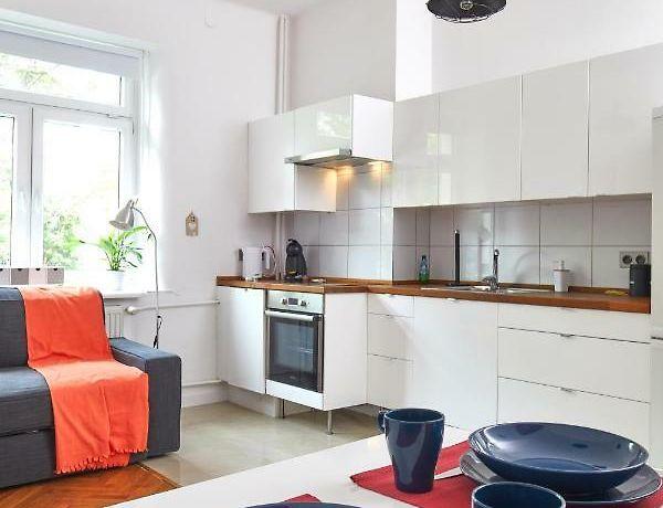 Lazienki Krolewskie Apartment Warszawa